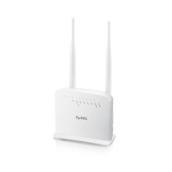ZYXEL P1302-T10D V3 ADSL2 300MBPS 4P KBLSZ MODEM