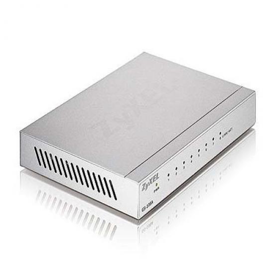 ZYXEL GS-108S 8 PORT 10/1000 Mbps SWITCH